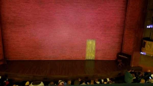 Shubert Theatre, section: Mezzanine C, row: A, seat: 108