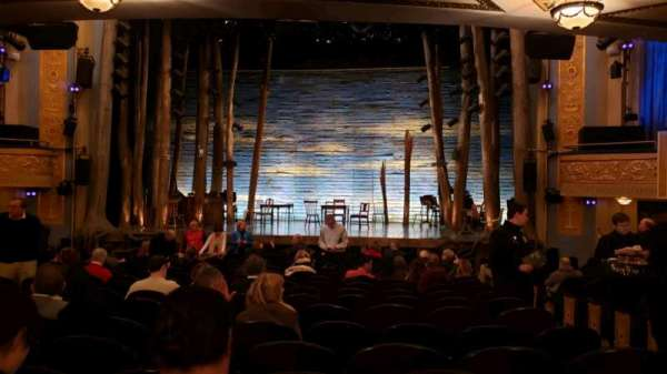 Gerald Schoenfeld Theatre, section: Orchestra C, row: Q, seat: 111-112