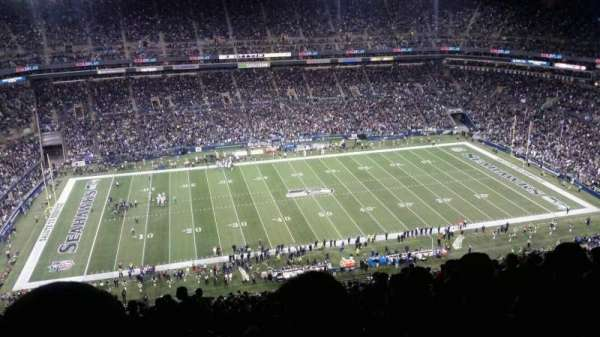 CenturyLink Field, section: 337, row: II, seat: 14