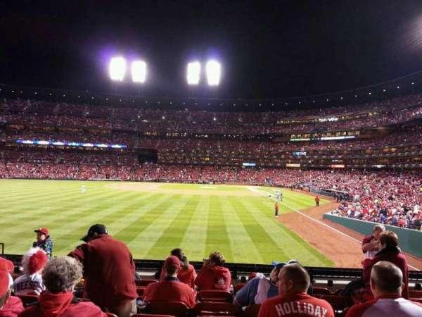 Busch Stadium, section: 171, row: 8, seat: 10