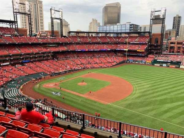 Busch Stadium, section: 339, row: 5, seat: 12