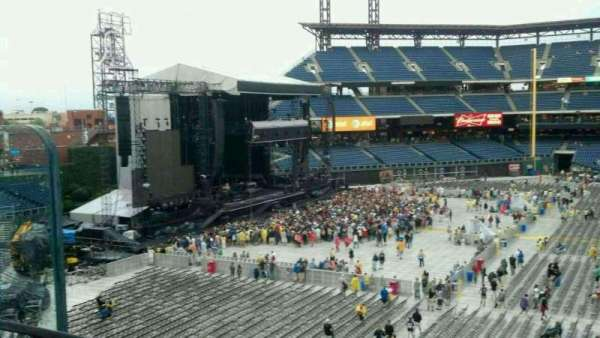 Citizens Bank Park, section: 235, row: 1, seat: 23