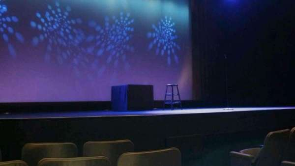 Borgata Music Box, section: 100, row: E, seat: 110
