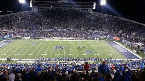 Liberty Bowl Memorial Stadium, section: 104, row: 90, seat: 5