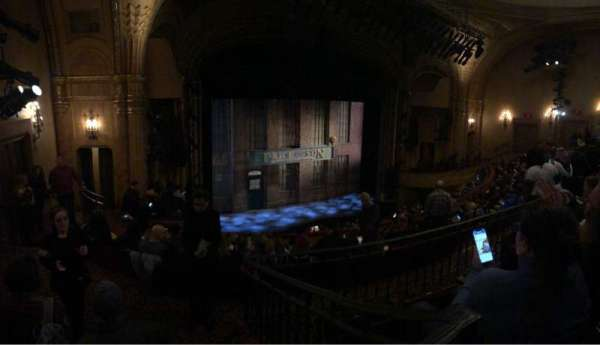 Al Hirschfeld Theatre, section: Mezzanine L, row: J, seat: 19