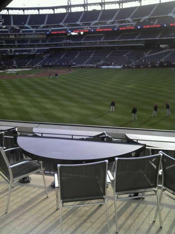 Citi Field, section: 134, row: E, seat: 2