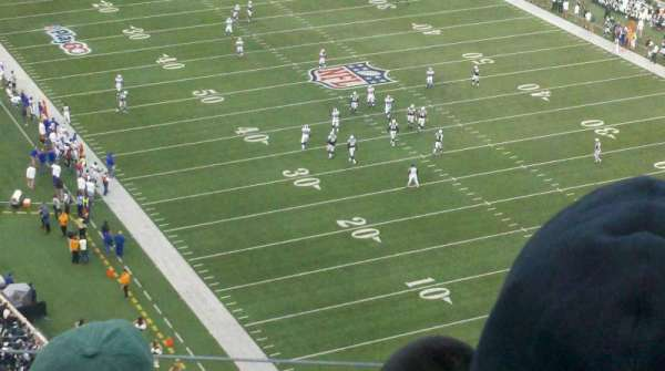 MetLife Stadium, section: 329, row: 15, seat: 20
