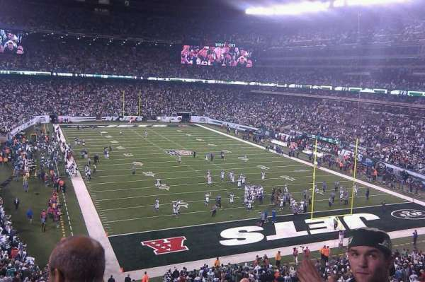 MetLife Stadium, section: 104, row: 44, seat: 19