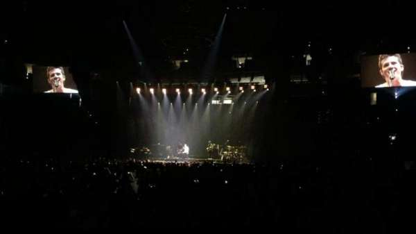 Oakland Arena, section: 2, row: A5, seat: 10