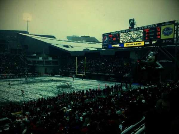 Nippert Stadium, section: 111