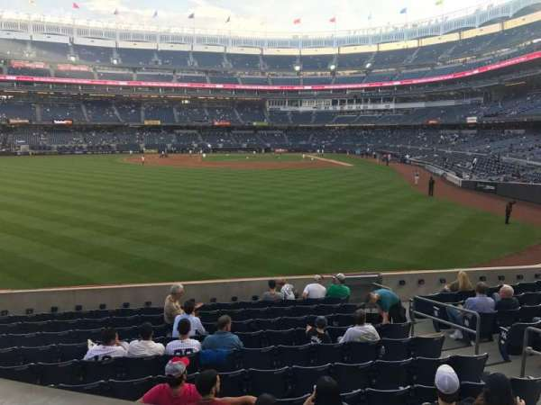 Yankee Stadium, section: 235, row: 2, seat: 1