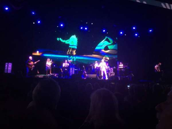 Xcite Center at Parx Casino, section: B2, row: L, seat: 113