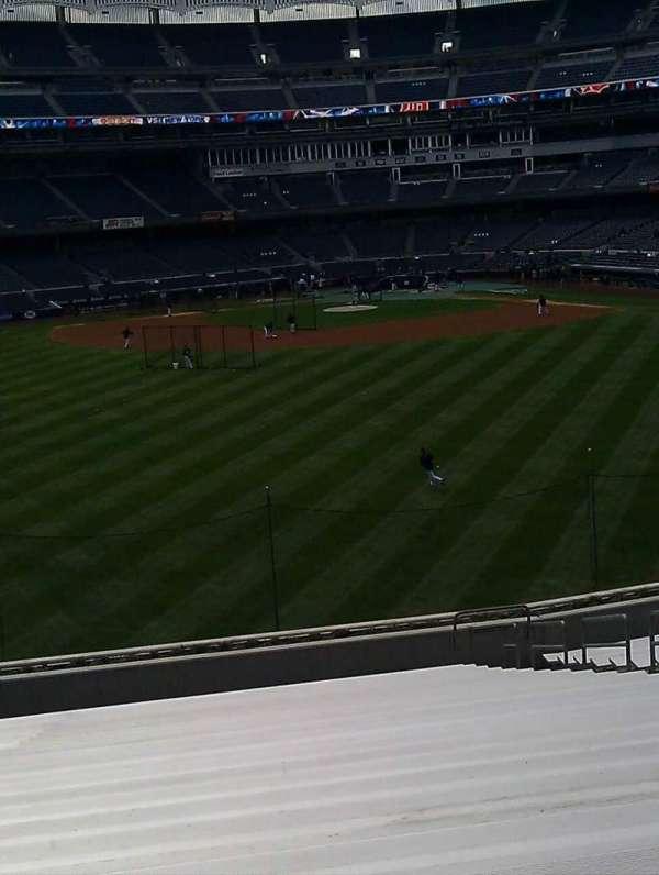 Yankee Stadium, section: 238, row: 19, seat: 12