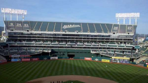 Oakland Alameda Coliseum, section: 317