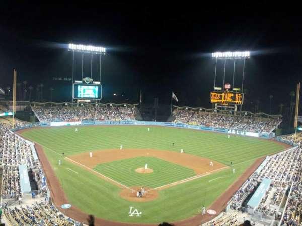 Dodger Stadium, section: 1RS, row: C, seat: 10