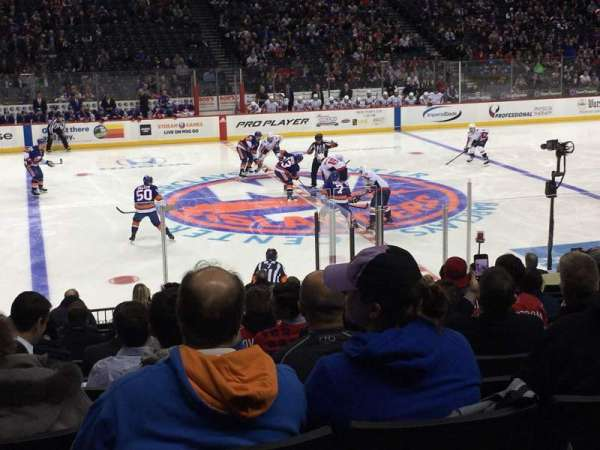Barclays Center, section: 25, row: 16, seat: 16