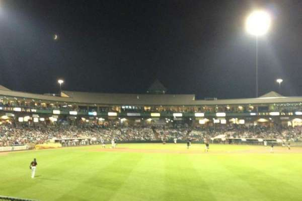 FirstEnergy Park, section: Right Field Lawn, row: GA, seat: GA
