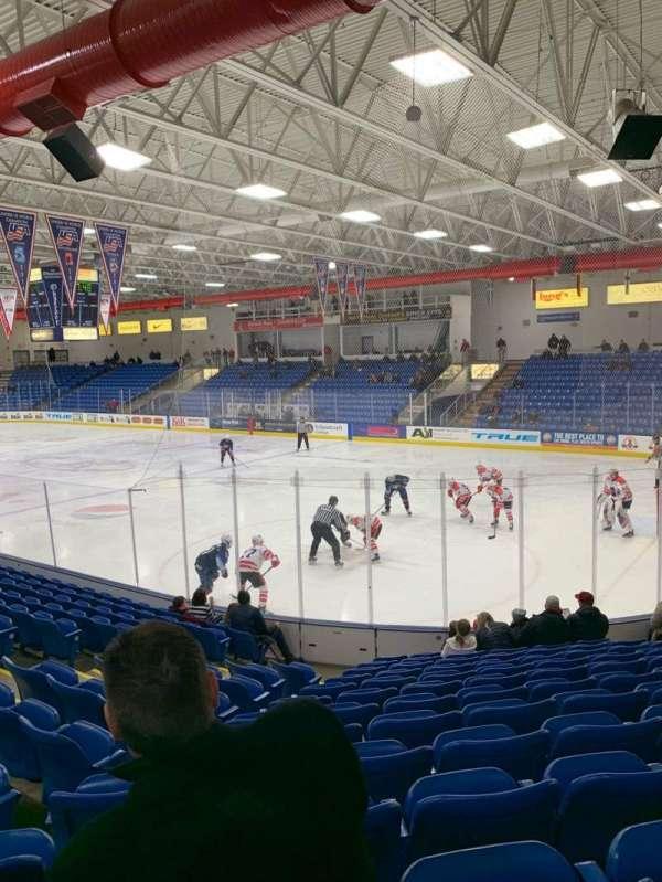 USA Hockey Arena, section: 120, row: N, seat: 8