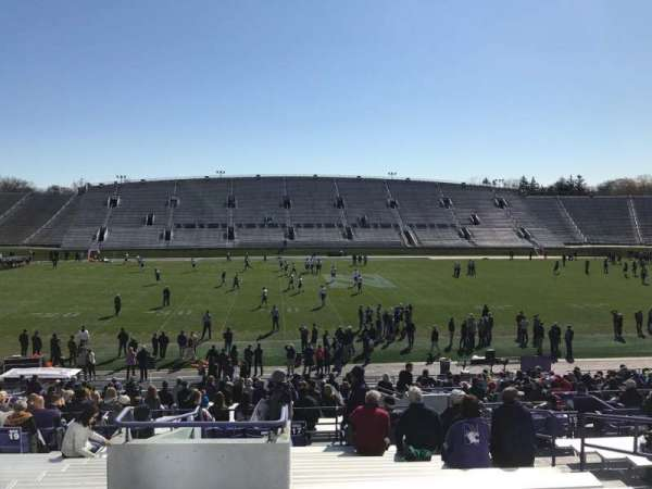 Ryan Field, section: 130, row: 36, seat: 9
