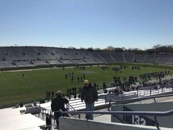 Ryan Field, section: 133, row: 46, seat: 5