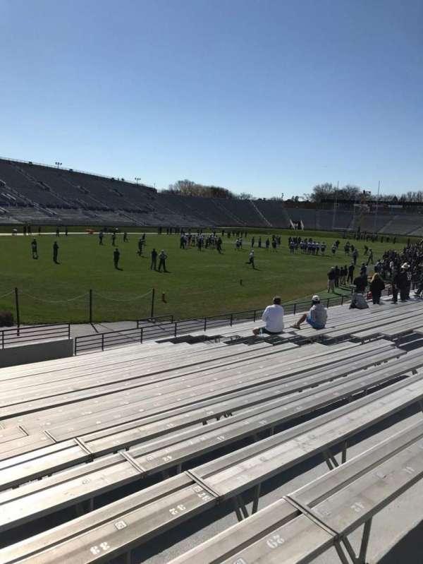 Ryan Field, section: 135, row: 17, seat: 17