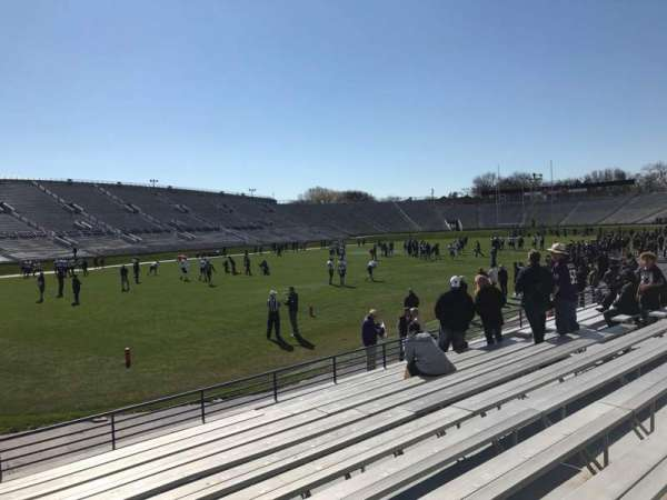 Ryan Field, section: 134, row: 11, seat: 22