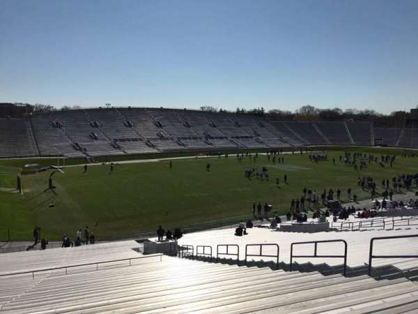 Ryan Field, section: 134, row: 50, seat: 10