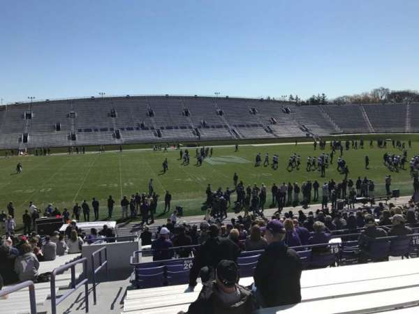 Ryan Field, section: 130, row: 31, seat: 28