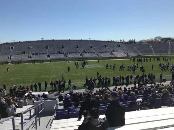 Ryan Field, section: 130, row: 31, seat: 28