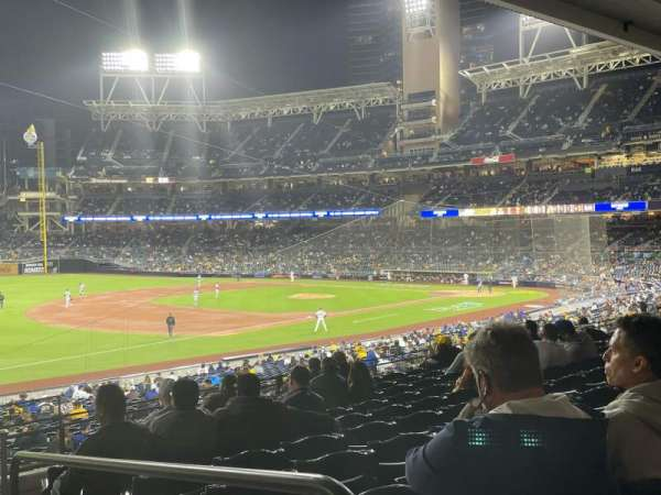 PETCO Park, section: 118, row: 37, seat: 1