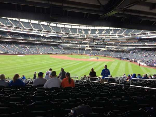Citi Field, section: 138, row: 19, seat: 8