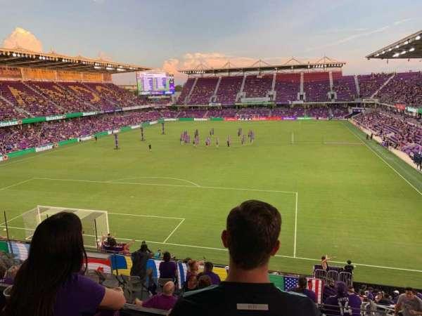 Exploria Stadium, section: 24, row: Y, seat: 03