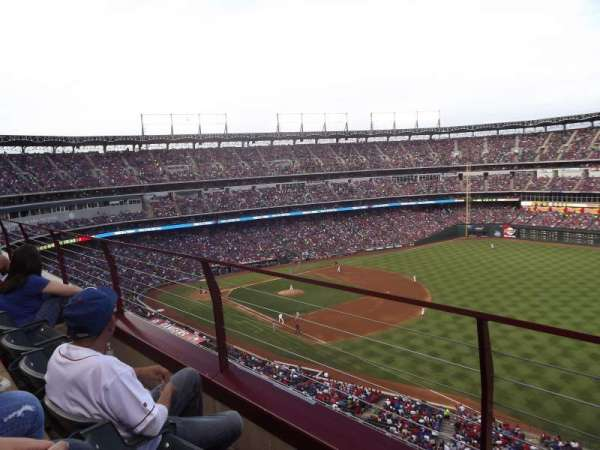 Globe Life Park in Arlington, section: 339, row: 2, seat: 14