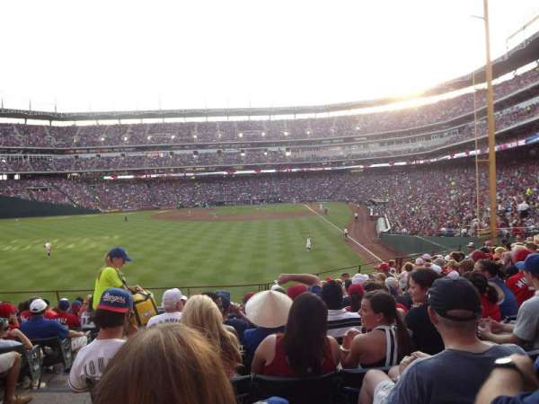 Globe Life Park in Arlington, section: 8, row: 11, seat: 2