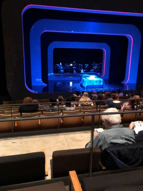 The Irene Diamond Stage at The Pershing Square Signature Center, section: Orch, row: J, seat: 104