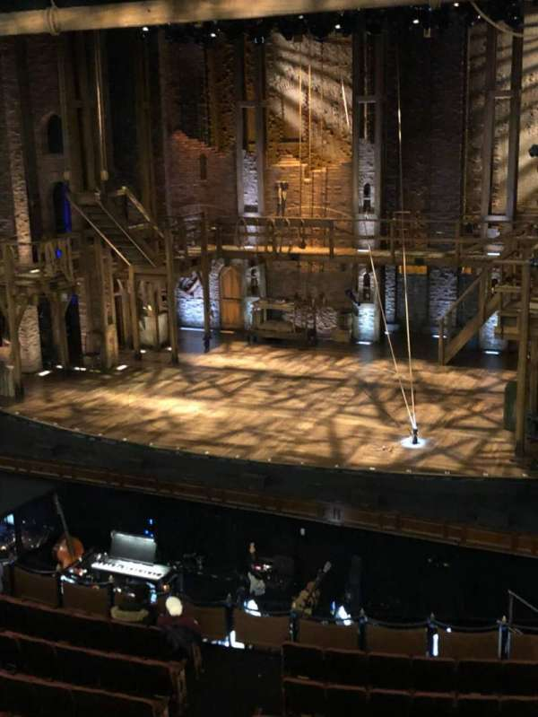 Boston Opera House, section: Dress Circle, row: AA, seat: 16