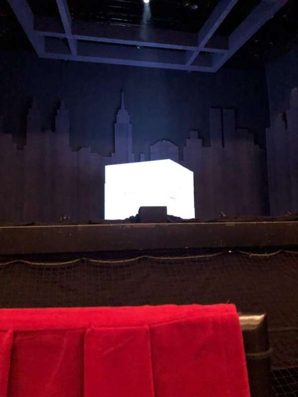 Nederlander Theatre (Chicago), section: Orchestra C, row: A, seat: 105