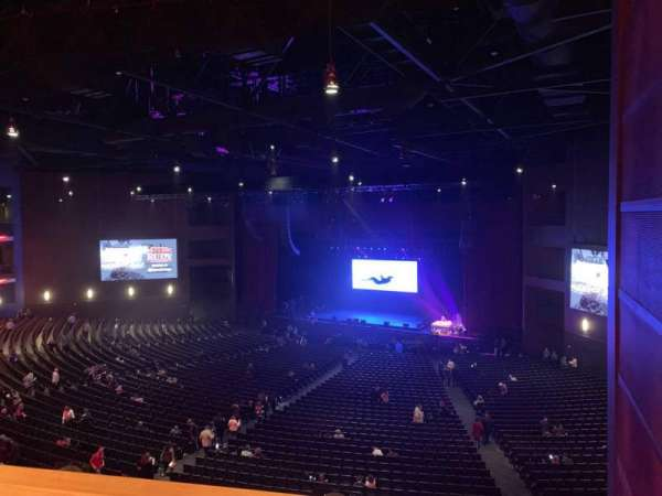 Microsoft Theater, section: Lower Mezz Right, row: C, seat: 113