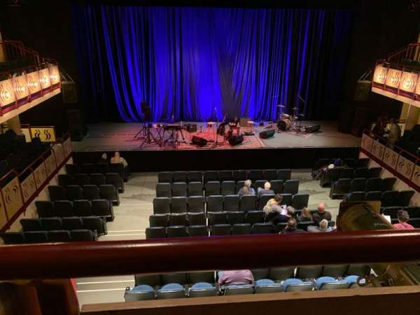Ruth B. Shannon Center For The Performing Arts, section: Bald 2, row: A, seat: 6
