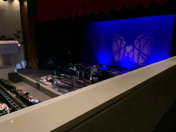 Arcadia Performing Arts Center, section: Mezz Right, row: AA, seat: 12