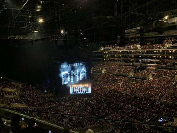 Staples Center, section: 315, row: 6, seat: 1