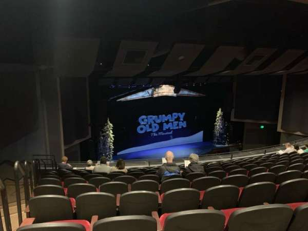 La Mirada Theatre for the Performing Arts, section: Balc, row: KK, seat: 47