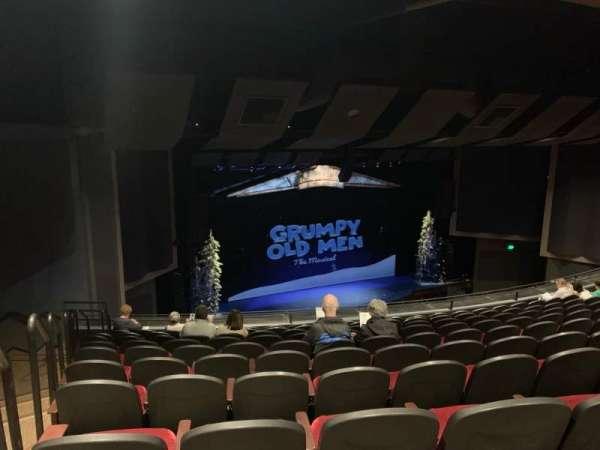 La Mirada Theatre for the Performing Arts, section: Balc, row: KK, seat: 47