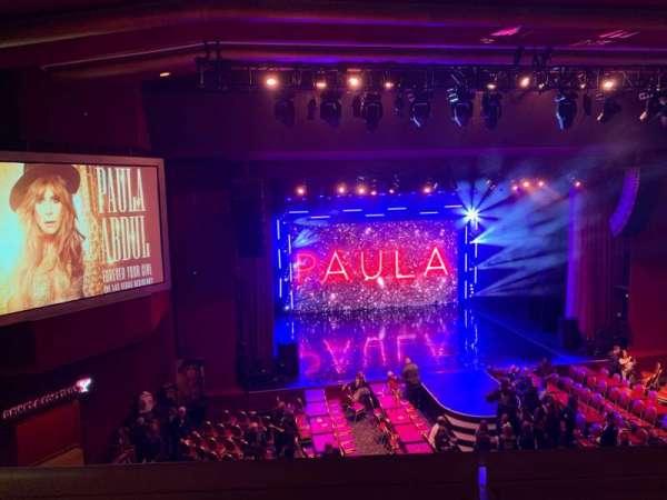 Flamingo Showroom, section: Balcony, row: A, seat: 9