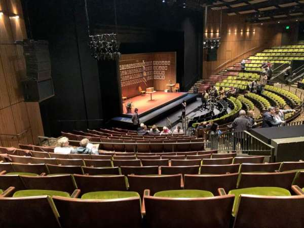 Mark Taper Forum, section: Floor, row: N, seat: 51