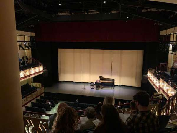 Ruth B. Shannon Center For The Performing Arts, section: Bal 1, row: D, seat: 9