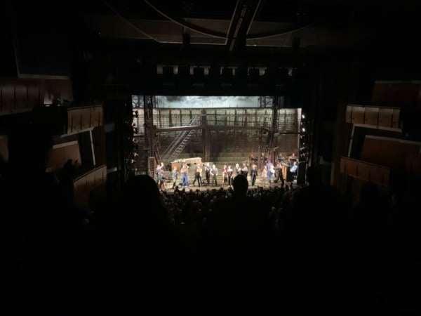 Ahmanson Theatre, section: Mezzanine, row: G, seat: 32