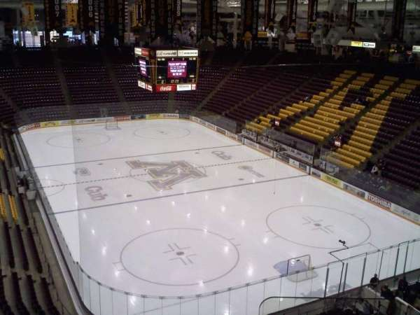 3M Arena at Mariucci, section: Suite 1