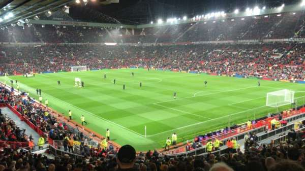 Old Trafford, section: E231, row: 26, seat: 39