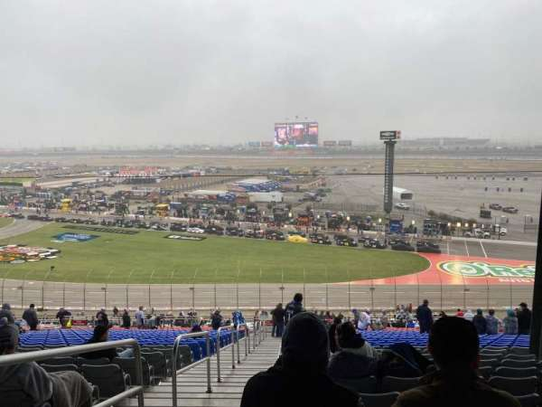 Texas Motor Speedway, section: PU119, row: 59, seat: 1
